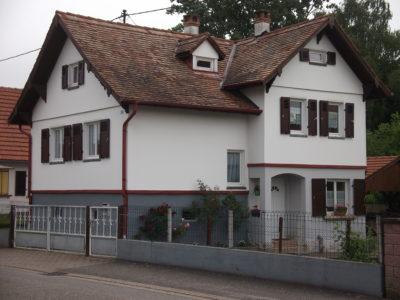 Gite à Rountzenheim-Auenheim